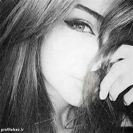 عکس نیمرخ دختر خوشگل برای پروفایل